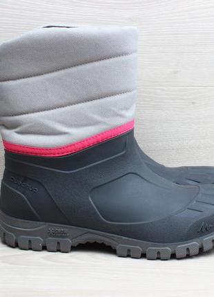 Зимние ботинки / сапоги quechua, размер 38