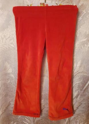 Спортивные штаны puma 4t