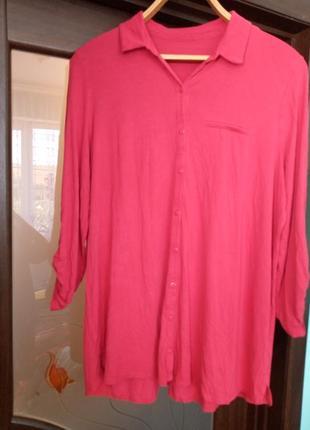 Червона блуза