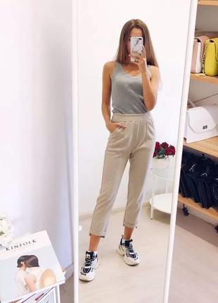 Стильные женские штаны брюки