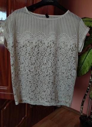 Мереживна блузка