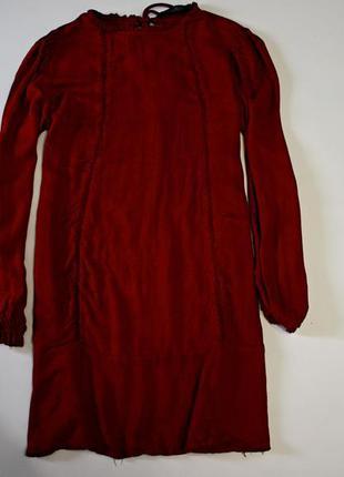 Платье прямого кроя zara