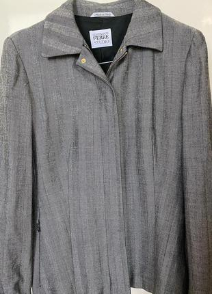 Твидовый пиджак, куртка, рубашка