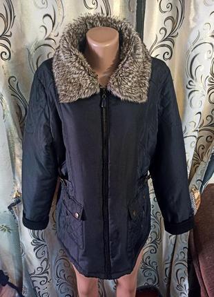 Женская демисезонная куртка simply be