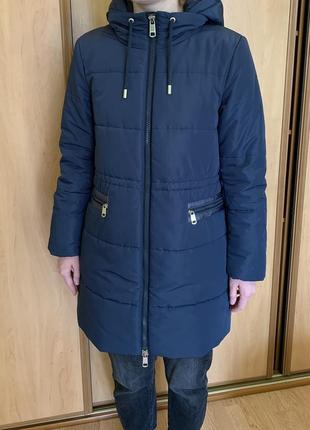 Демисезонная куртка tommy hilfiger оригинал