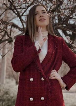 Zara  пиджак жакет