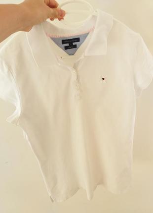 Тенниска поло футболка в отлтчном состоянии!1 фото