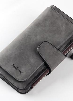Женский кошелек baellerry forever портмоне, клатч-бумажник, гаманець
