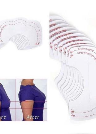 Одноразовые наклейки для поднятия груди бюста невидимые прозрачные липкие клейкие