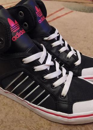 Фирменные кроссовки кеды adidas оригинал
