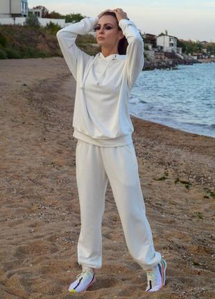 Мега костюм из натуральной трехнитки