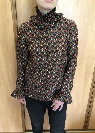 Новая рубашка блуза zara