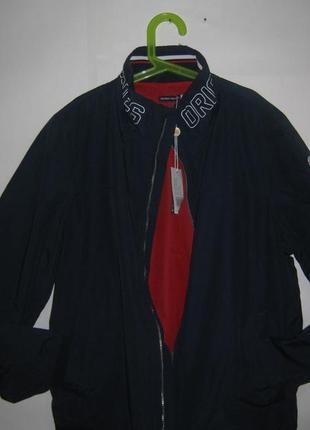 Мега супер крутая легкая куртка весна-осень италия original marines