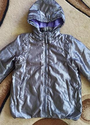 Демисезонная куртка fransa kids ( 5-6 лет )