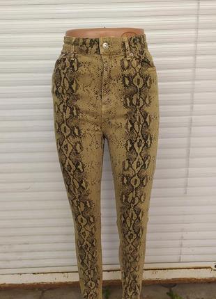 Трендові джинси - zara