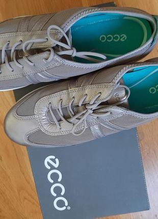 Спортивные туфли кроссовки ecco