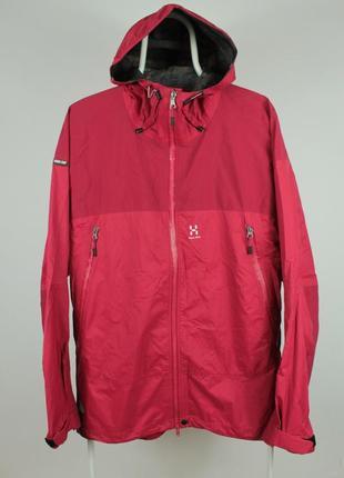 Оригинальная мембранная курточка huglofs gore-tex jacket