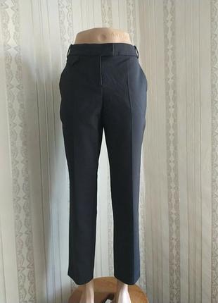 Актуальние котоновие офисние брюки