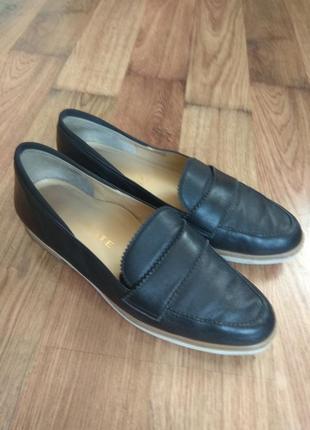 Туфли brunate,кожа италия р39