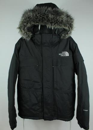 Шикарный оригинальный пуховик the north face hyvent down jacket