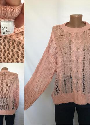 Воздушный легкий свитерок