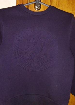 Замечательный свитшот, пуловер next на 9лет р.134 в идеале