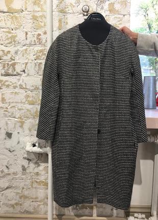 Легкое пальто тренч