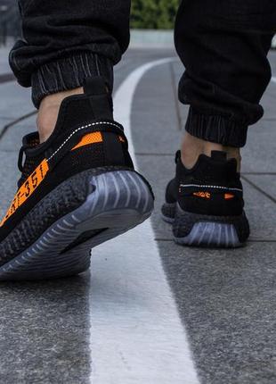 Распродажа! чёрные легкие мужские кроссовки 41 43 44 р