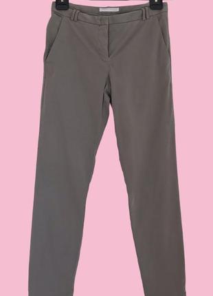 Люксовые ♥️♥️♥️ хлопковые брюки fabiana filippi, италия.
