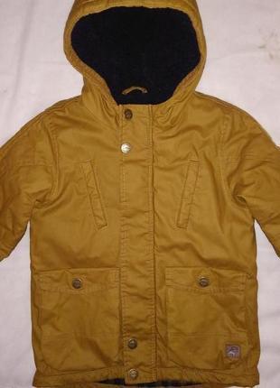 Деми куртка next на 3-4года р.104