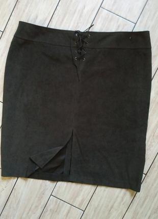 Юбка миди юбочка