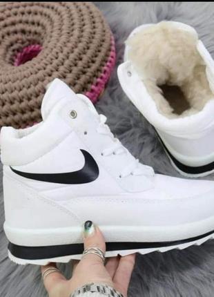 Зимові утеплені кросівки(зимние утепленные кроссовки)