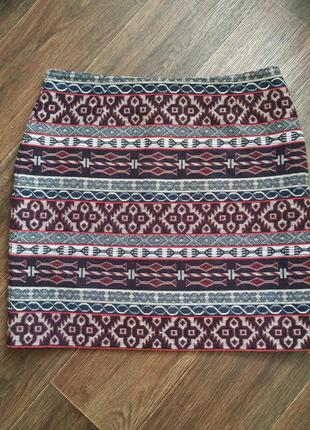 Красивая габеленовая юбка.