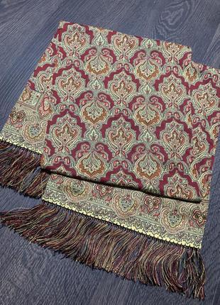 Легендарный шёлковый шарф john comfort англия