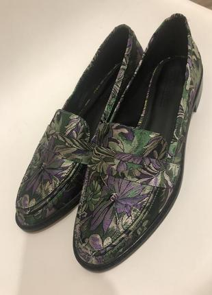 Туфли, слипоны, броги,  балетки, мокасины осень asos