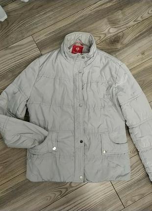 Базовая демисезонная курточка