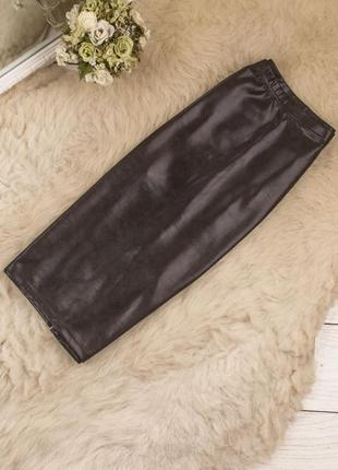 Класснючая миди юбка от topshop рр 8 наш 42