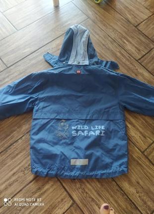 Куртка-ветровка на мальчика