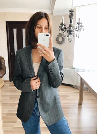 Очень стильный базовый пиджак/жакет от zara.