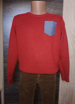 Джемпер свитер свитшот  lupilu
