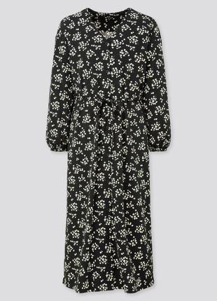 Платье uniqlo / s / l