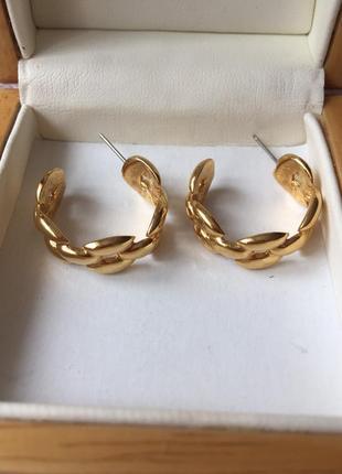 Napier винтажные серьги кольца
