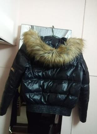 Куртка под moncler