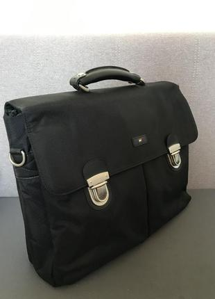 Tommy hilfiger briefcase чоловіча сумка