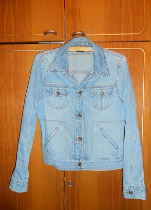 Джинсовая куртка dorothy perkins