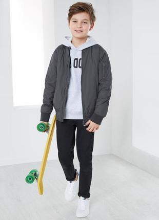 Деми куртка на мальчика от tchibo германия  рост 134-140 см