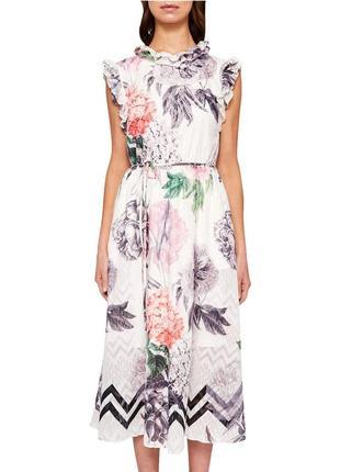 Роскошное брендовое платье от ted baker