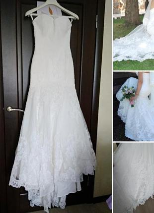 Сведебное платье pollardi