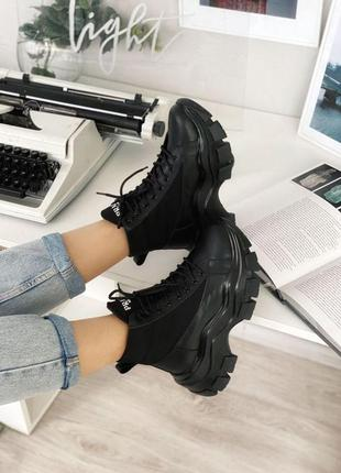 Ботинки lux