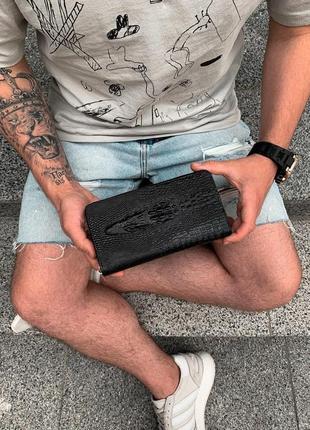 Мужской кошелек - портмоне